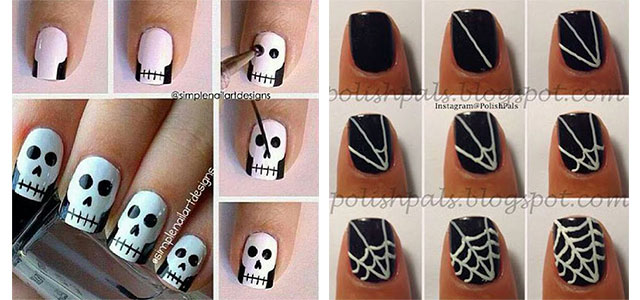 18_easy_step_by_step_halloween_nails_art_tutorials_for_beginners_2017_f