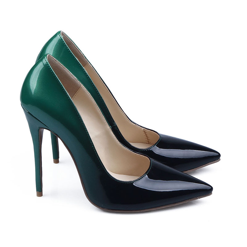 lsdn_201603167_170190_green_and_black_gradient_patent_leather_high_heel_closed_pointed_toe_party_shoes_for_women_005